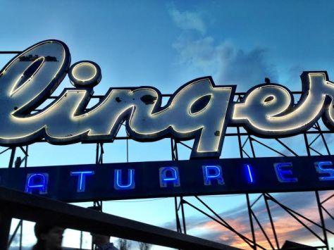 Linger restaurant review - Denver
