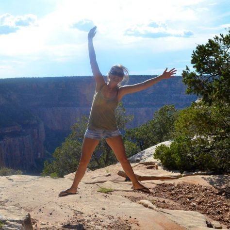 Me at The Grand Canyon, AZ