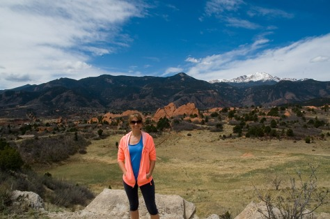 Garden of the Gods in Colorado Springs Photography