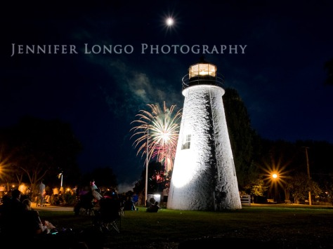 Concord Point Lighthouse July 4th Celebration
