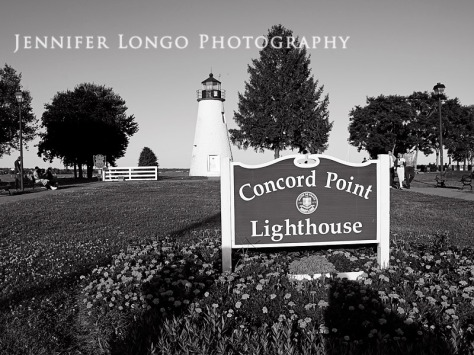 Concord Point Lighthouse in Havre De Grace, MD