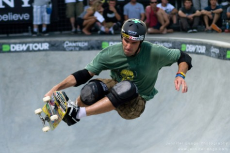 Dew Tour in OCMD - Skateboarder