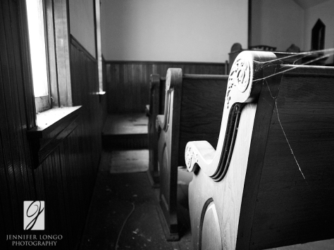 Abandoned Maryland Church