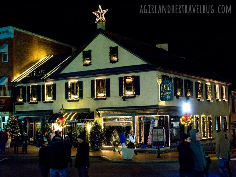 New Year's Eve in Gettysburg, PA