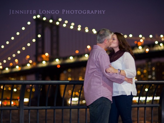 New York City Engagement photos