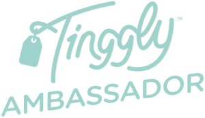Tinggly Ambassador badge