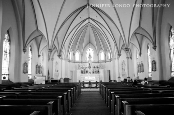 Harper's Ferry, WV Church